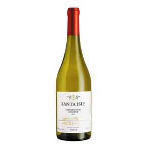 Vinho Chileno Santa Isle Reserva Chardonnay 750ml