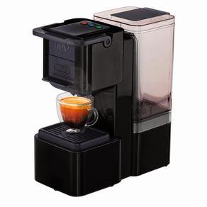 Máquina de Café Expresso Automática Preta S27 Pop Plus 960ml Tres 127v