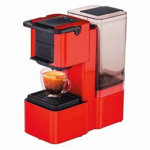 Máquina de Café Expresso Automática Vermelha S27 Pop Plus 960ml Tres 127v