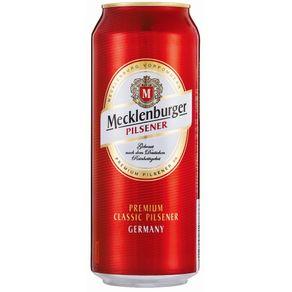 Cerveja Mecklenburger Pilsener Lata 500ml