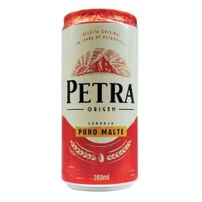 Cerveja Petra Puro Malte Lata 269ml