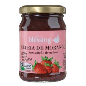 Geleia Blessing Sem Açúcar Morango 180g
