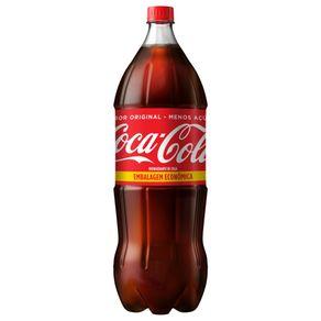 Refrigerante Coca-Cola 2,5 Litros