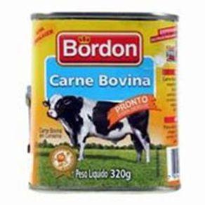 Carne Bovina Bordon 320g