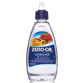 Adoçante Líquido Zero Cal Sucralose 100ml