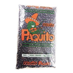 Feijão Preto Paquito 1kg