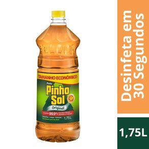 Desinfetante Pinho Sol Original 1,75 Litro