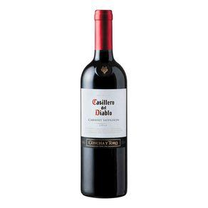 Vinho Chileno Casillero Del Diablo Cabernet Sauvignon Tinto 750ml