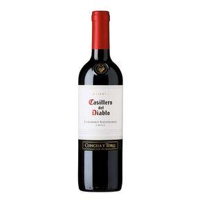 Vinho Chileno Casillero Del Diablo Reserva Cabernet Sauvignon 375ml