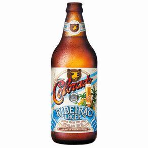 Cerveja Colorado Ribeirão Lager One Way 600ml
