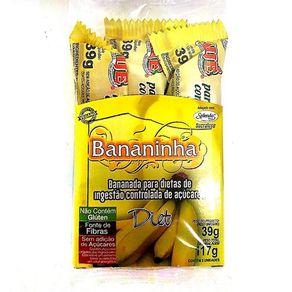 Bananada Splenda Bananinha Diet 117g