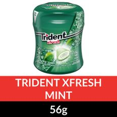Chiclete-Trident-56g-Xfresh-Menta-Garrafa