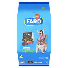 Alimento-Gatos-Faro-1kg-Carne-Le