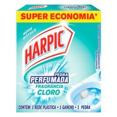 Pedra-Sanitaria-Harpic-Plus-Clor
