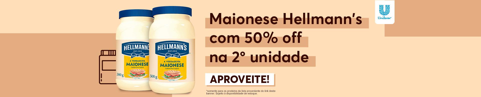 Unilever hellmans