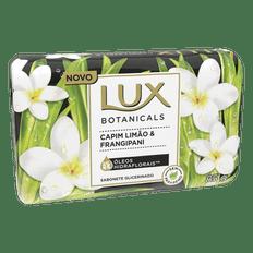 Sabonete-em-Barra-Glicerinado-com-oleos-Hidraflorais-Capim-Limao---Frangipani-Lux-Botanicals-Cartucho-85g