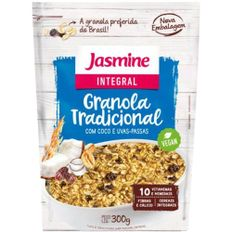 Granola-Jasmine-Integral-Flakes-300g