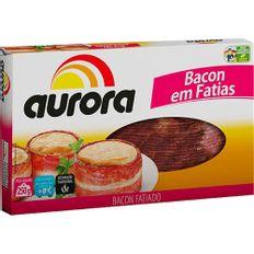 Bacon-Aurora-Fatiado-250g
