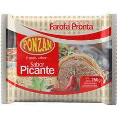Farofa-Ponzan-Picante-250g