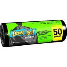 Saco-de-Lixo-Dove-Roll-50L-Com-20-Preto