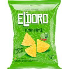 Salgadinho-El-Doro-Lemon-Pepper-55g