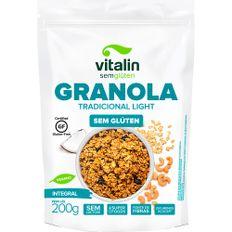 Granola-Vitalin-Integral-Light-Tradicional-200g