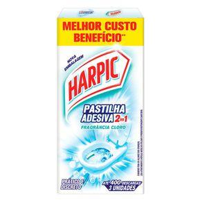 7891035560811-Pastilha_Adesiva_Sanit_ria_Harpic_Cloro_com_3_unidades-Produtos_Comper_Supermercados--1-