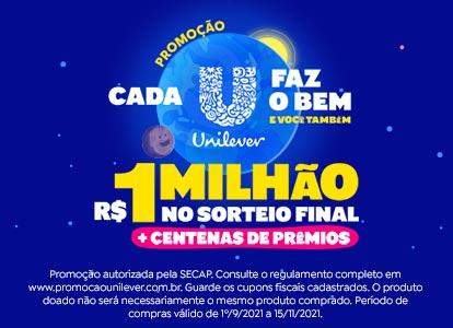 Unilever - Cada U Faz o Bem